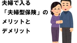 夫婦型保険